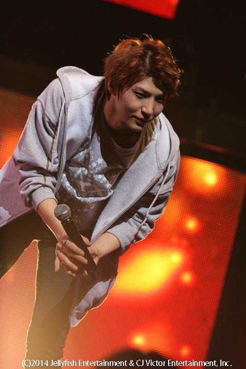 VIXX 1st Fan Meeting in Japan ~STARLIGHT~ LEOのコピー