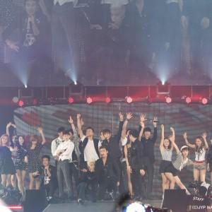 JYP NATION in Japan 2012、3万6千人熱狂!!