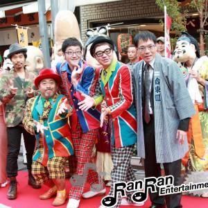 『第3回したまちコメディ映画祭in台東』ハ・ジョンウ参加