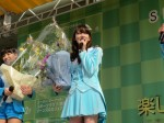 SUPER☆GiRLS リーダー八坂の誕生日に大阪・千里セルシーにてリリース記念イベント