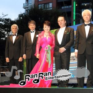 東京国際映画祭開幕!!豪華グリーンカーペット
