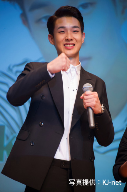 JYP所属の実力派俳優チェ・ウシクが初めてのファンミーティング開催 ...
