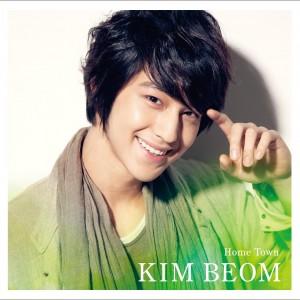 キム・ボムの単独ライブ[KIM BEOM JAPAN LIVE 2012]開催!!