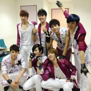 INFINITEが韓国の主要音楽3番組すべてで1位を獲得、 三冠(トリプルクラウン)達成