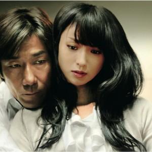 東野圭吾原作映画「夜明けの街で」完成報告会見